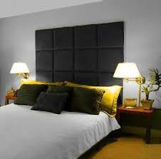 Monaco wall panel large tall headboard double kingsize super king