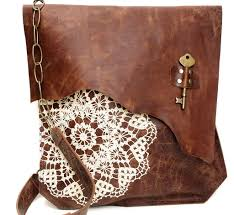 bohemian leather purses and handbags