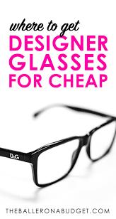 Inexpensive Designer Eyeglasses Affordable Designer Glasses With Ottica Win Free Glasses
