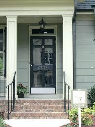 front door storm door combo exterior doors storm door combo amazing of front doors with storm