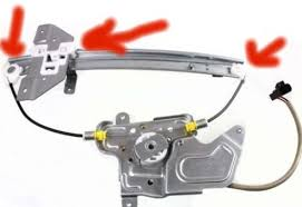 gm w body cars 3100 3400 sfi 3800 engines ericthecarguy almost all the regulators for these cars come tracks cables mountings ie the works as seen in the pic above if your regulator still operates but