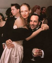 uma thurman and tom ford 1999