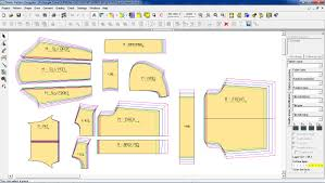 Cad Cam Computer Pattern Designing Pattern Making Cad Service Training Style2designer