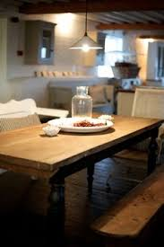 an antique french kitchen table white hungarian settle antique pine bench and ceramic pendant