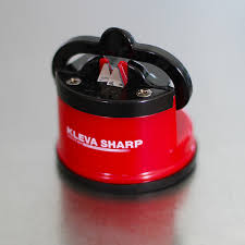 sharp knife sharpener. kleva sharp | knife sharpener amaze products