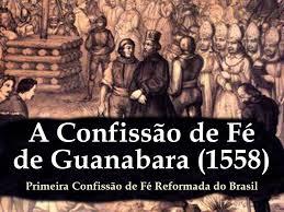Resultado de imagem para confissão de fé da guanabara