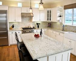Kitchen Backsplash With Granite Countertops Design, Pictures, Remodel,  Decor And Ideas