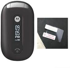 Motorola PEBL U6 Screen Protector ...