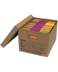 office file box. File Moving Boxes Office Box G