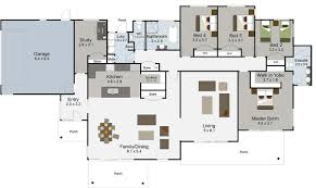 Small 5 Bedroom House Plans A Small Kids Bedroom With Plenty Of Space For Both Sleep And Play