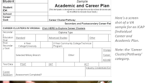 sample career plan career plan template for students 5 year career plan