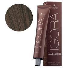 Royal Igora Color 10 4 65 Blond Golden Brown Medium 60 Ml