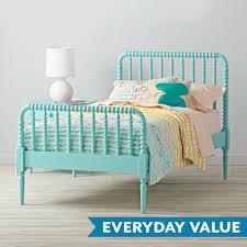 Teal Bedroom Furniture Jenny Lind Kids Bed Teal The Land Of Nod