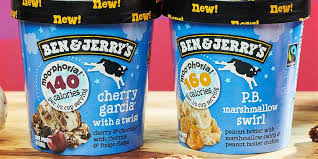 ben jerry s new light ice creams