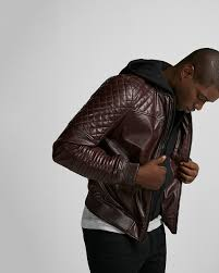 minus The) Leather Quilted Moto Bomber Jacket | Express & (minus The) Leather Quilted Moto Bomber Jacket | Express Adamdwight.com