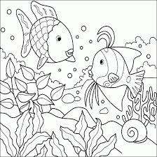 Small Picture Ocean Fish Coloring Pages Coloring Pages