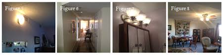 lighting schemes. Examples Of Individual Lighting Schemes Observed In Resident Apartments.