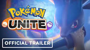 Pokemon Unite - Official Cinematic Trailer - YouTube