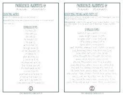 Counting Poems Flip Chart Poetry Words List Rhyming Poems Urdu Canumay