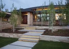portland retaining wall ideas landscape craftsman with landscape design charlotte nc enhances charm of home