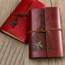 Online Shop <b>RuiZe faux leather</b> journal A6 traveerl notebook diary ...