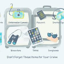7 Day Cruise Packing List How To Pack For Your Cruise Vacation
