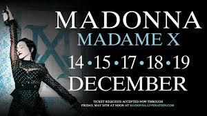 Wiltern Seating Chart Madonna Fillmore Miami