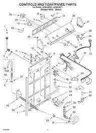 kitchenaid washing machine wiring diagram wiring diagrams u2022