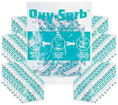 Oxy Sorb 50 Pack Oxygen Absorber 300cc B003f960z2