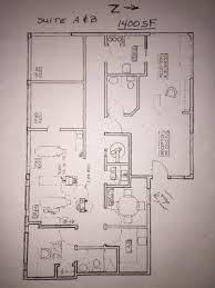 Doctor Office Floor Plan
