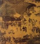 Under the Song Dynasty Farmers in China