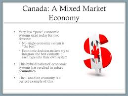 unit the nature of economics and the economy ppt video online a mixed market economy
