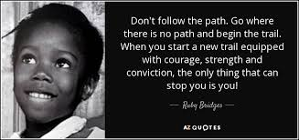 Ruby Bridges Quotes Gorgeous TOP 48 QUOTES BY RUBY BRIDGES AZ Quotes