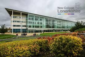Resultado de imagen de New college lanarkshire