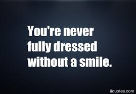 I Love Your Smile Quotes Stunning Best 48 Smile Quotes And Sayings With Images To Make You Smile Quotes