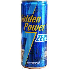 Golden Power Lights Golden Power Light Energy Drink 30x250ml Amazon Co Uk Grocery