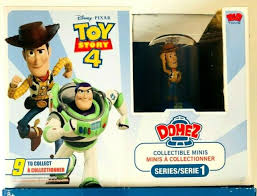 Toy Story 4 Domez Collectible Figures Zag Disney Pixar All Characters Available