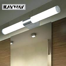 led bathroom lights light fixture new modern led bathroom light fixtures mirror wall light indoor