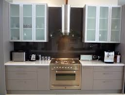 Cabinet With Frosted Glass Doors Frosted Glass Kitchen Cabinet Doors Hennyskitchen