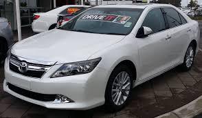 Toyota Aurion — Вікіпедія