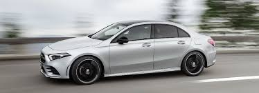 The first generation (w168) was introduced in 1997, the second generation model (w169). What Is Mbux On The 2019 Mercedes Benz A Class Sedan