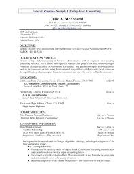 Finance Objective Resume Entry Level Resume Objective Beginner ...