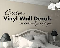 custom wall decor stickers