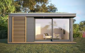 garden pod office. Garden Pods Outdoor Office Building Designed By Pod Space Australia