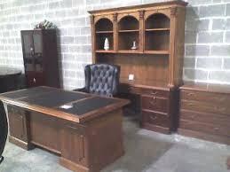 plete executive office set a
