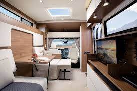 Travel trailers interior Surveyor Easytoclean White Matte Surfaces Powerfull Wallpapers Hd Home Design Home Design Travel Trailers By Leisure Travel Vans Are Built For Modern Travelers