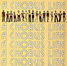 Image result for CHORUS LINE