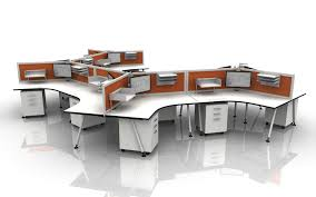 office cubicle layout ideas. Lovely Office Cubicle Layout Ideas : Beautiful 6622 Fice Desk Home Design And Set