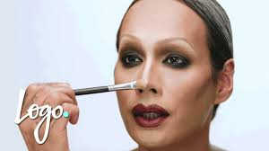 drag makeup tutorial raja s chocolate cake challenge rupaul s drag race logo you