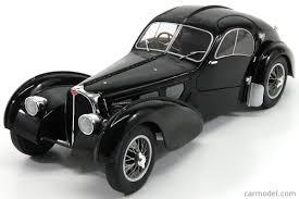 Bugatti 57sc atlantic 1938 года выпуска. Solido 1802101 Scale 1 18 Bugatti Type 57sc Atlantic 1938 Black